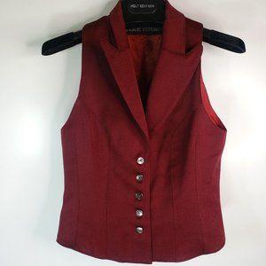 Vintage Price Roman Tailored Vest
